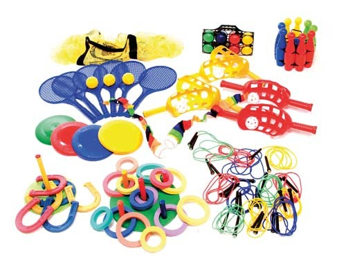 GAMES ACTIVITY KIT - SMALL