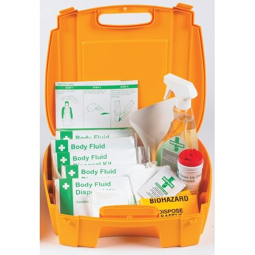 EVOLUTION BODY FLUID DISPOSAL KIT (6 APPLICATIONS)