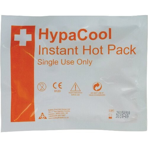 HYPACOOL INSTANT HOT PACK