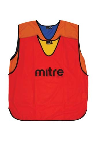 MITRE PRO SENIOR REVERSIBLE TRAINING BIBS