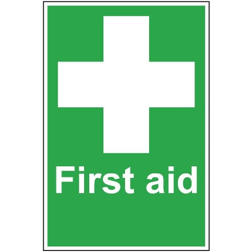 FIRST AID SIGN (200 x 300mm)