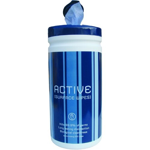 ACTIVE SURFACE WIPES