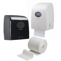 AQUARIUS® SCOTT® MAX ROLLED TOWEL DISPENSERS & REFILLS