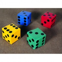 SOFTPLAY DICE SET