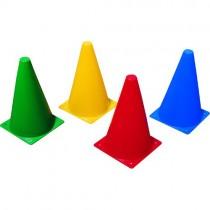 PLASTIC CONES (23cm)