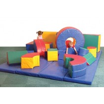 GIANT SOFTPLAY BOX
