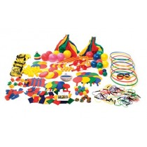 GAMES ACTIVITY KIT 263 PIECE