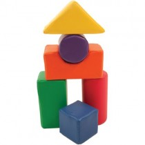 FIRST-PLAY SOFTPLAY SHAPES SET