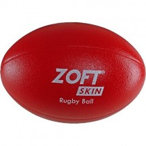 ZOFT SKIN RUGBY BALL (228mm)