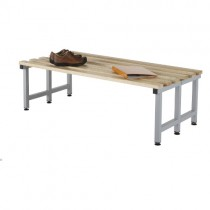 CLOAKROOM BENCHES - DOUBLE
