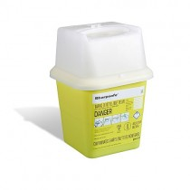 SHARPS DISPOSAL BOX (4 LITRE)