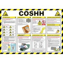 COSSH GUIDANCE POSTER