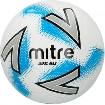 MITRE IMPEL MAX FOOTBALLS - WHITE