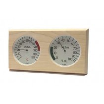 COMBINATION THERMOMETER / HYGROMETER