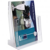 DUAL PURPOSE LEAFLET DISPENSER (A5)