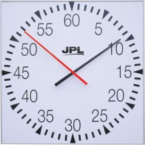 JPL BATTERY PACE CLOCK (610mm)