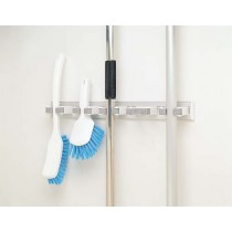 WALL MOUNTED BRUSH/POLE HANGER