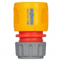 HOZELOCK WATER STOP HOSE CONNECTOR
