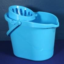 PLASTIC MOP BUCKET - BLUE (14L)