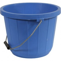 PLASTIC BUCKET - BLUE (9L)