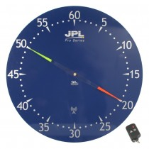 JPL PRO SERIES REMOTE CONTROLLED PACE CLOCK (850mm)
