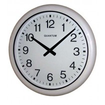 WATER RESISTANT CLOCK - BATTERY (410mm)