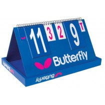 BUTTERFLY TABLE TENNIS SCOREBOARD