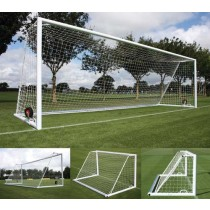 HARROD INTEGRAL WEIGHTED FOOTBALL GOAL POSTS