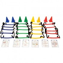 COLOUR CODED LADDER KIT