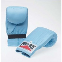 PRO-BOX CLUB PUNCHBAG MITTS - BLUE (SMALL)