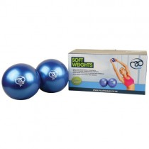 PILATES-MAD SOFT WEIGHTS
