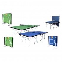 BUTTERFLY EASIFOLD ROLLAWAY INDOOR TABLE TENNIS TABLES (22mm)
