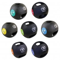 MAD RUBBER DOUBLE GRIP MEDICINE BALL