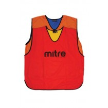 MITRE PRO SMALL MENS REVERSIBLE TRAINING BIBS