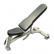 JORDAN i-SERIES ADJUSTABLE INCLINE/DECLINE BENCH