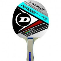 DUNLOP REVERSE RUBBER PULSAR TABLE TENNIS BAT