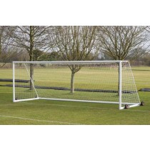 HARROD 3G ALUMINIUM WEIGHTED FOOTBALL PORTAGOAL POSTS