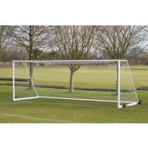 HARROD 3G ALUMINIUM WEIGHTED FOOTBALL PORTAGOAL POST NETS