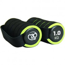 MAD SOFT GRIP DUMBBELLS (0.5kg)