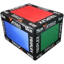 ATREQ TRIPLEX 3-IN-1 SOFT PLYOMETRIC BOX