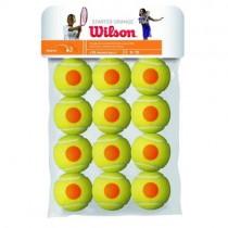 WILSON STARTER TENNIS BALLS - ORANGE