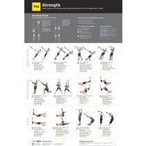 TRX EXERCISE CHART - STRENGTH