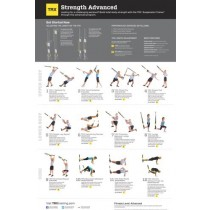 TRX EXERCISE CHART - ADVANCED STRENGTH