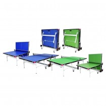 BUTTERFLY SPIRIT ROLLAWAY INDOOR TABLE TENNIS TABLES (19mm)
