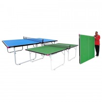 BUTTERFLY COMPACT WHEELAWAY INDOOR TABLE TENNIS TABLES (19mm)
