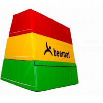 BEEMAT 3-SECTION FOAM VAULTING BOXES - STANDARD