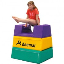 BEEMAT 3-SECTION FOAM VAULTING BOXES - DEVELOPMENT