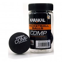 KARAKAL RACKETBALLS - COMPETITION (BLACK)