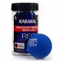KARAKAL RACKETBALLS - RECREATION (BLUE)