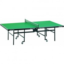 BUTTERFLY SPACE SAVER DELUXE ROLLAWAY INDOOR TABLE TENNIS TABLE (22mm)